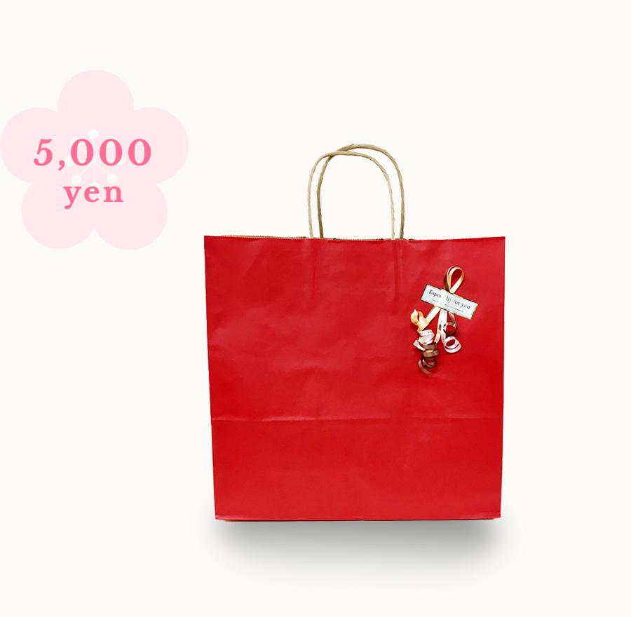 5,000 yen
